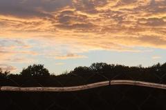 Ohja - mal wieder ein Sonnenuntergang